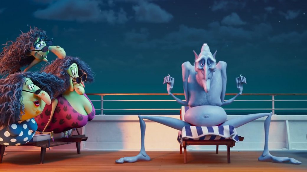 Рецензия на«Монстры наканикулах 3: Море зовет» | Канобу - Изображение 6962