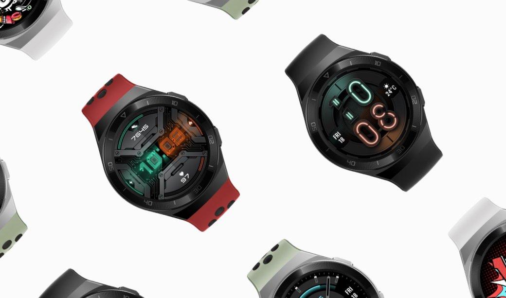 ВРоссии выходят смарт-часы Huawei Watch GT2e   Канобу - Изображение 19815