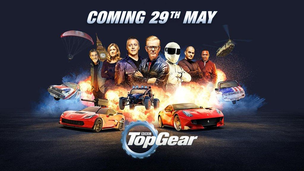 Интернет плюется от нового сезона Top Gear | Канобу