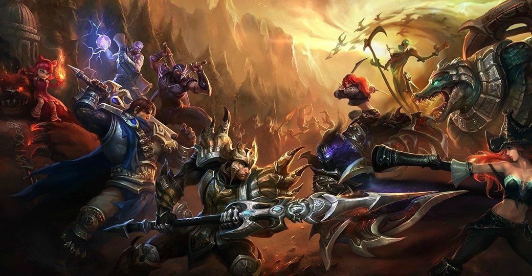 «Цель у Riot Games одна: League of Legends – спорт на десятилетия» | Канобу - Изображение 7