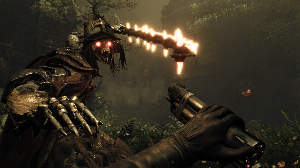 Игроки обвинили создателей шутера Witchfire в том, что они скопировали дизайн Лаппа из Dark Souls 3 | Канобу - Изображение 1