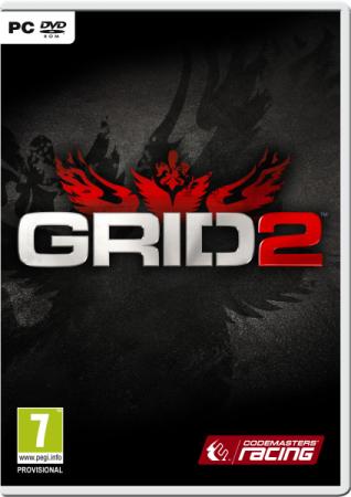 Трейлеры игрового процесса Grid 2
