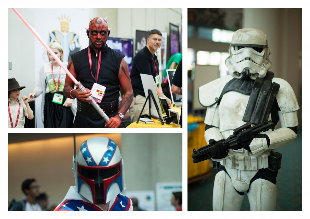 Косплей Comic-Con | Канобу - Изображение 7