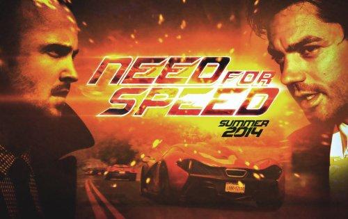 В сети появился первый трейлер фильма Need for Speed