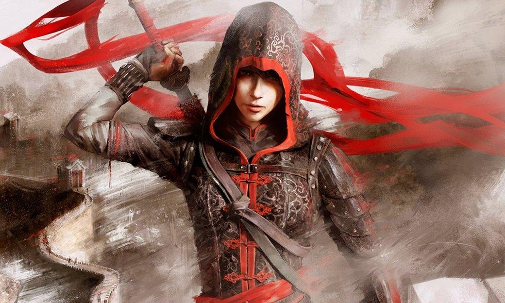 Интерактивный гид по миру Assassin's Creed Chronicles: China | Канобу