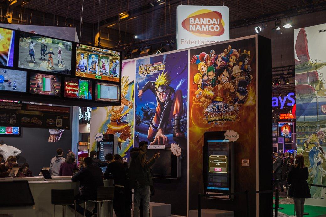 ФОТО. Репортаж «Канобу» сParis Games Week 2017— «Игромир» намаксималках | Канобу - Изображение 8