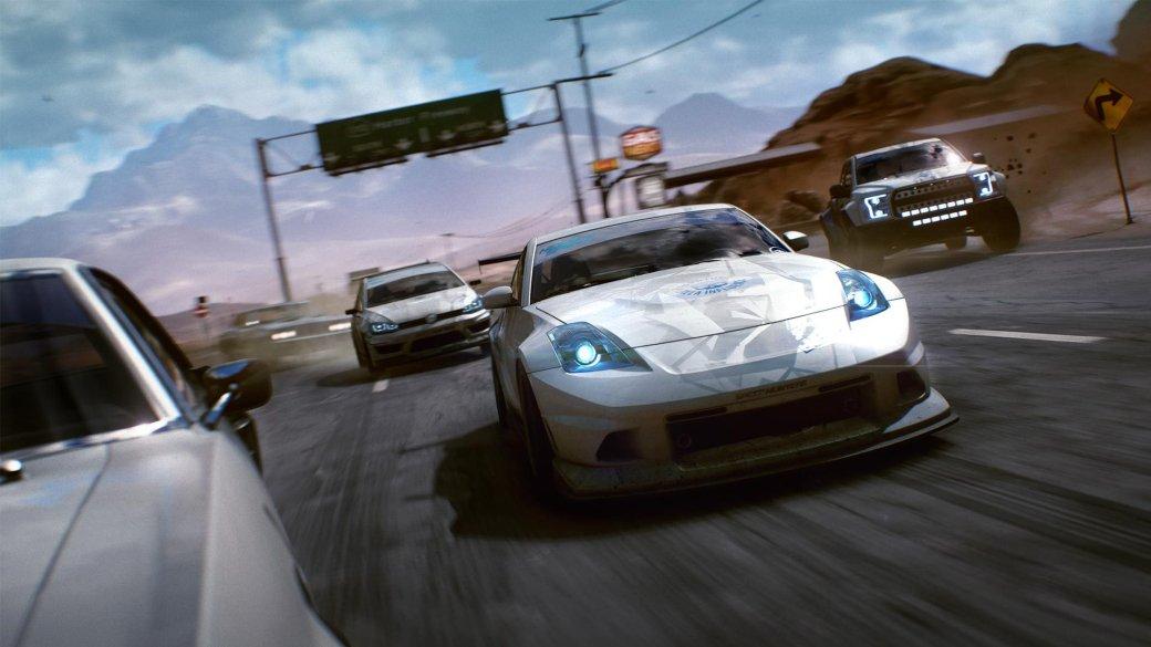 «Большое веселье»: что критики думают опревью-версии Need for Speed: Payback   Канобу - Изображение 1
