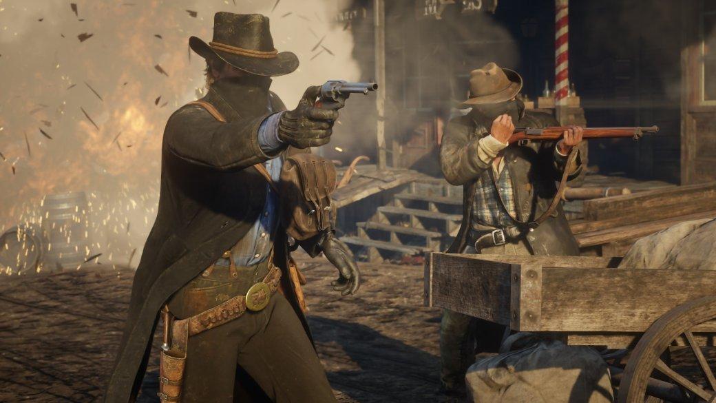Гайд. Лучшее и уникальное оружие в Red Dead Redemption 2 — и где его найти | Канобу - Изображение 275