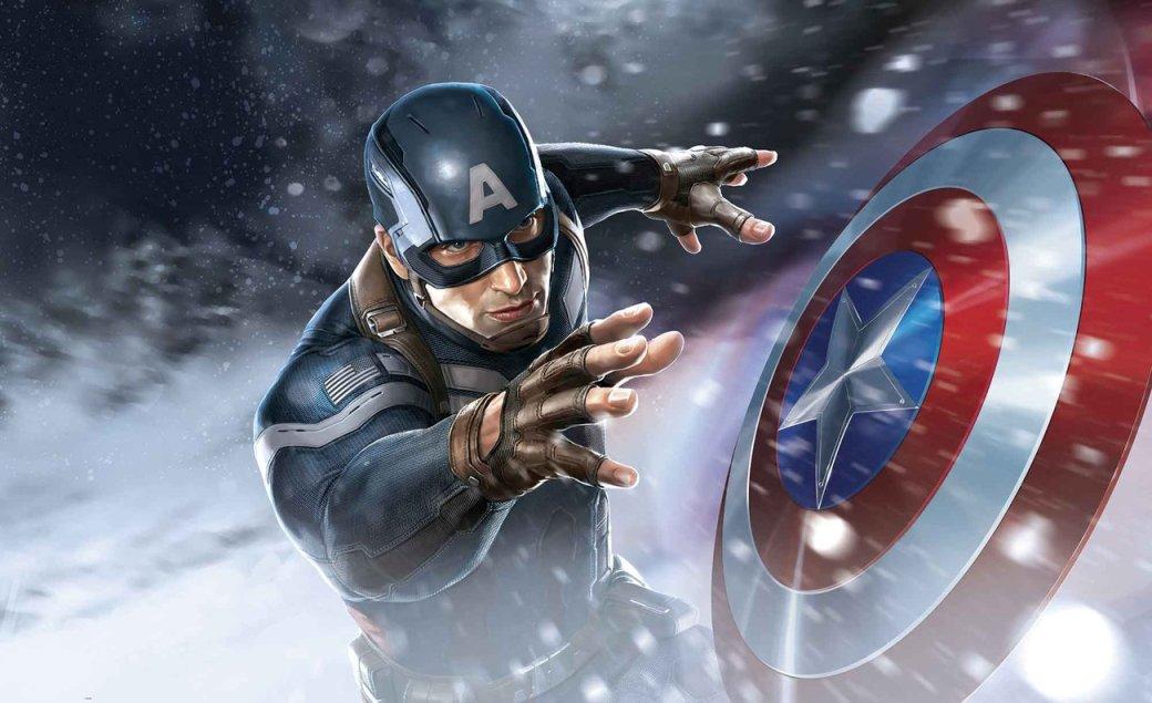 Крис Эванс назвал своего любимого супергероя детства илюбимый момент сКапитаном Америка вMCU | Канобу - Изображение 5540