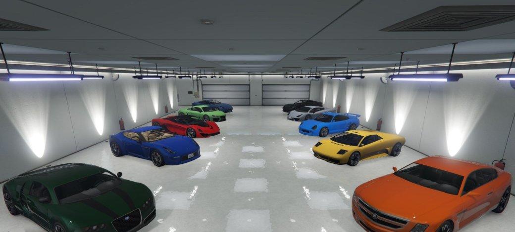 Гифка дня: легкий способ нестоять вочереди напарковку в Grand Theft Auto 5 | Канобу - Изображение 1