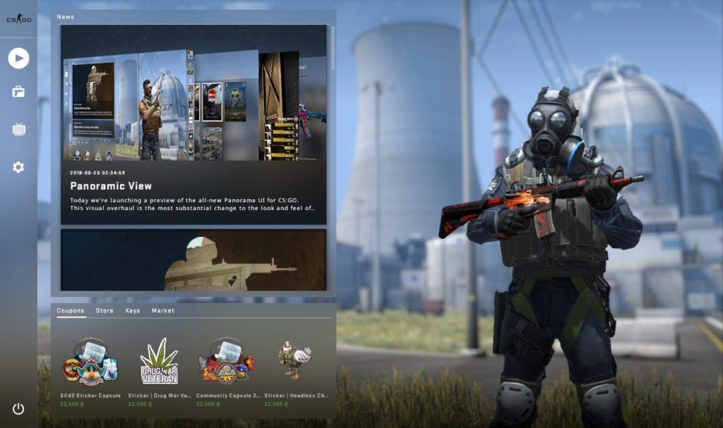В CS:GO обновили Panorama UI — добавили поддержку голосового чата в лобби и исправили ошибки. - Изображение 1