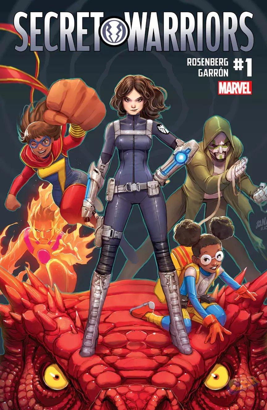 В марте у Marvel выйдет комикс, который определит будущее Нелюдей   Канобу - Изображение 8351