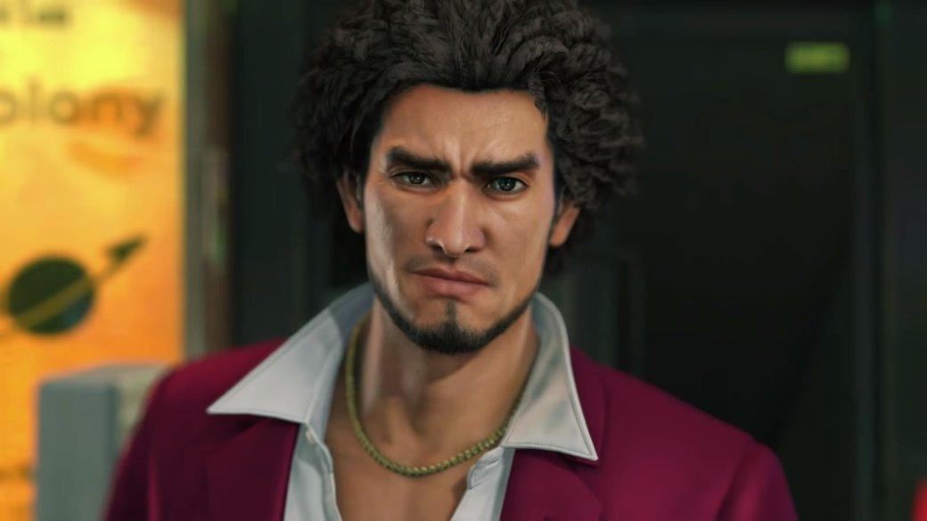 Sega разрабатывает следующую часть Yakuza для PS4— сновым героем | Канобу - Изображение 5093