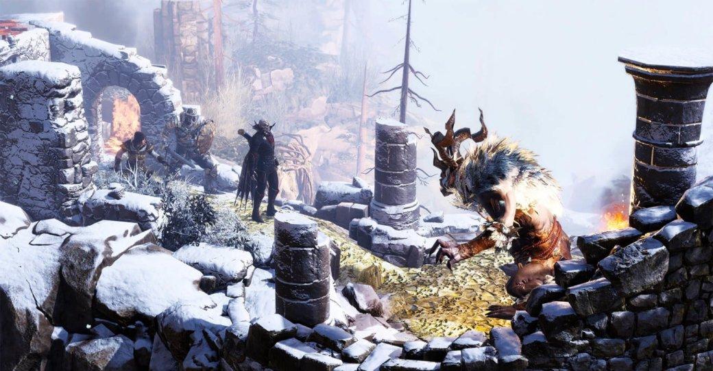 СМИ: Divinity: Fallen Heroes— смесь всего лучшего изигр Divinity. Выдержки изпревью | Канобу - Изображение 1