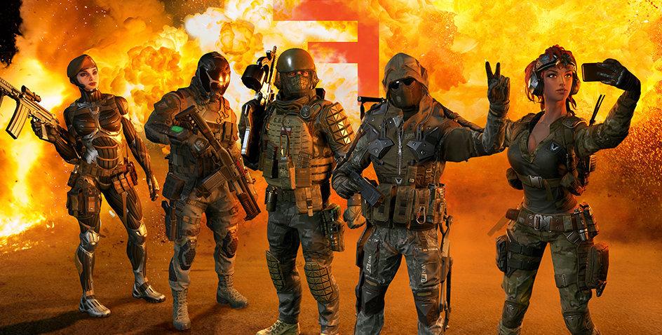 Warface— семьлет! Как игра отмечает свою годовщину | Канобу - Изображение 2368