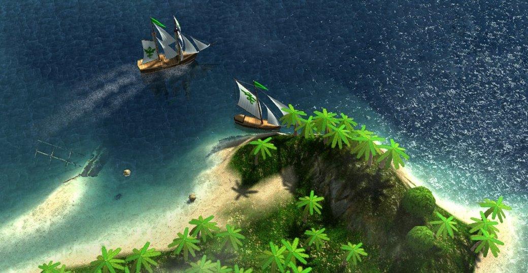 10 лучших игр про пиратов и морские приключения | Канобу - Изображение 8