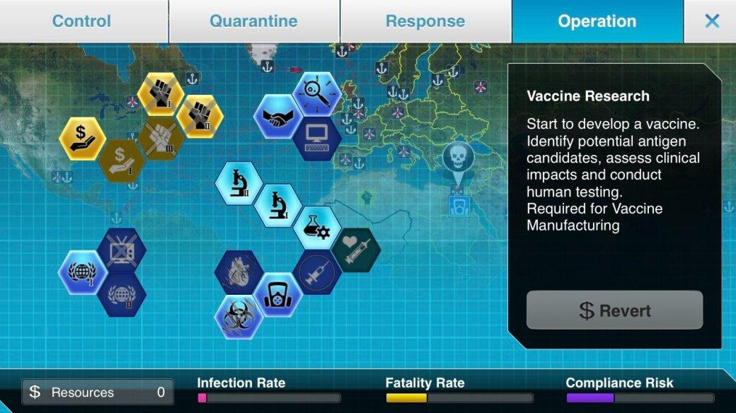 Симулятор пандемии Plague Inc. получил новый режим. Нужно бороться свирусом | Канобу - Изображение 5496