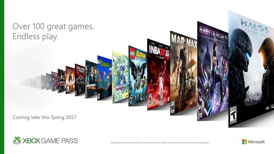 Xbox Game Pass – ответ Microsoft на Origin Access | Канобу - Изображение 0