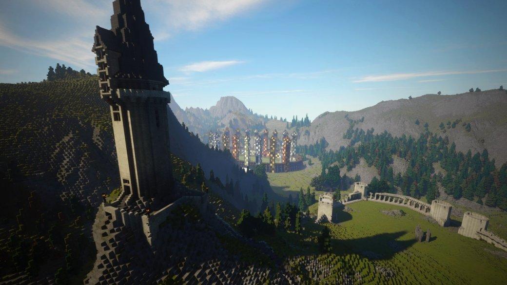 RPG по«Гарри Поттеру» наоснове Minecraft— какие места изкниг ифильмов вней есть? | Канобу - Изображение 799