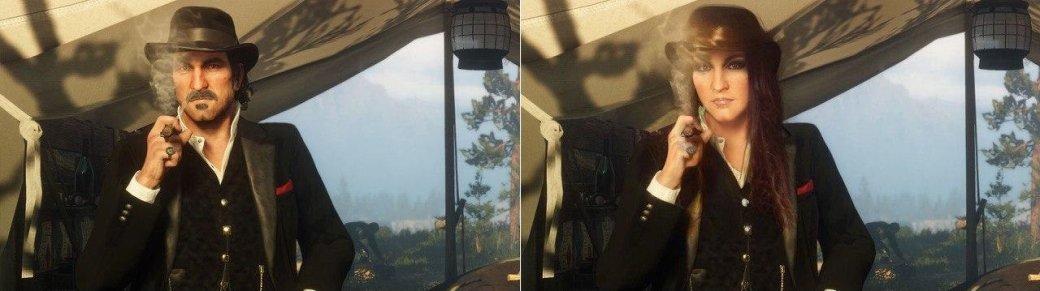 Ведьмак Геральт, Лара Крофт иКратос «сменили» пол спомощью FaceApp. Вот что изэтого вышло | Канобу - Изображение 424