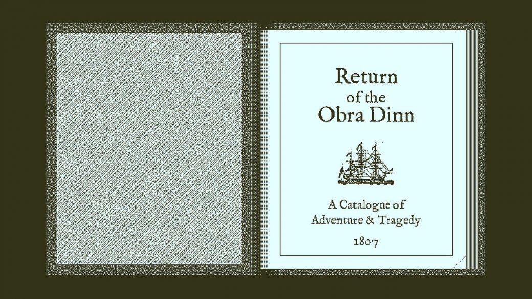 30 главных игр 2018. Return of the Obra Dinn — одна из лучших инди-головоломок | Канобу - Изображение 0