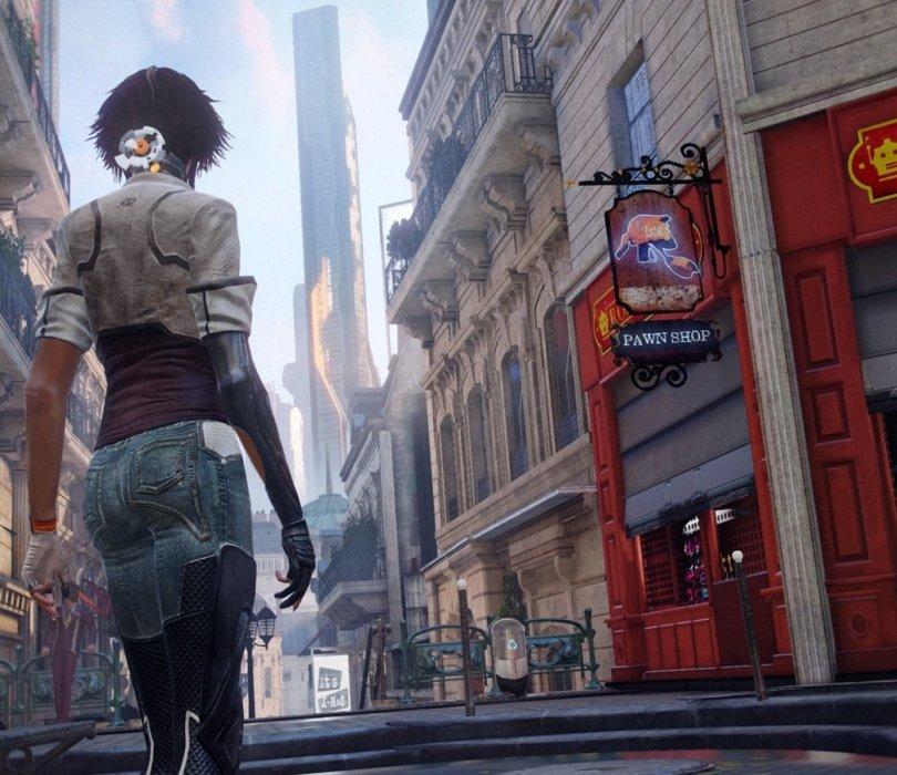 Обзор Remember Me - рецензия на игру Remember Me | Рецензии | Канобу