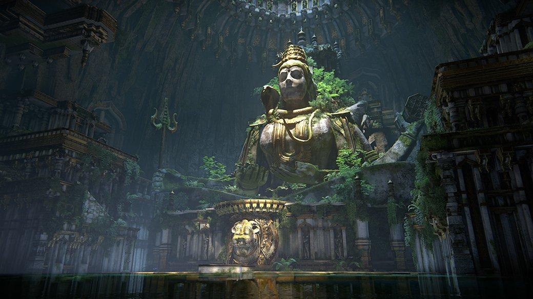 Индийская мифология и реальные места в Uncharted: The Lost Legacy | Канобу - Изображение 14