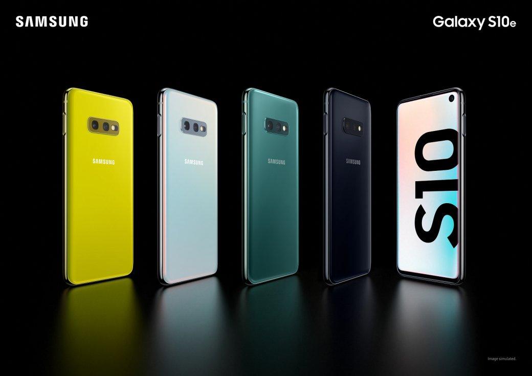 ВРоссии начались продажи флагманов Samsung Galaxy S10 | Канобу - Изображение 10574