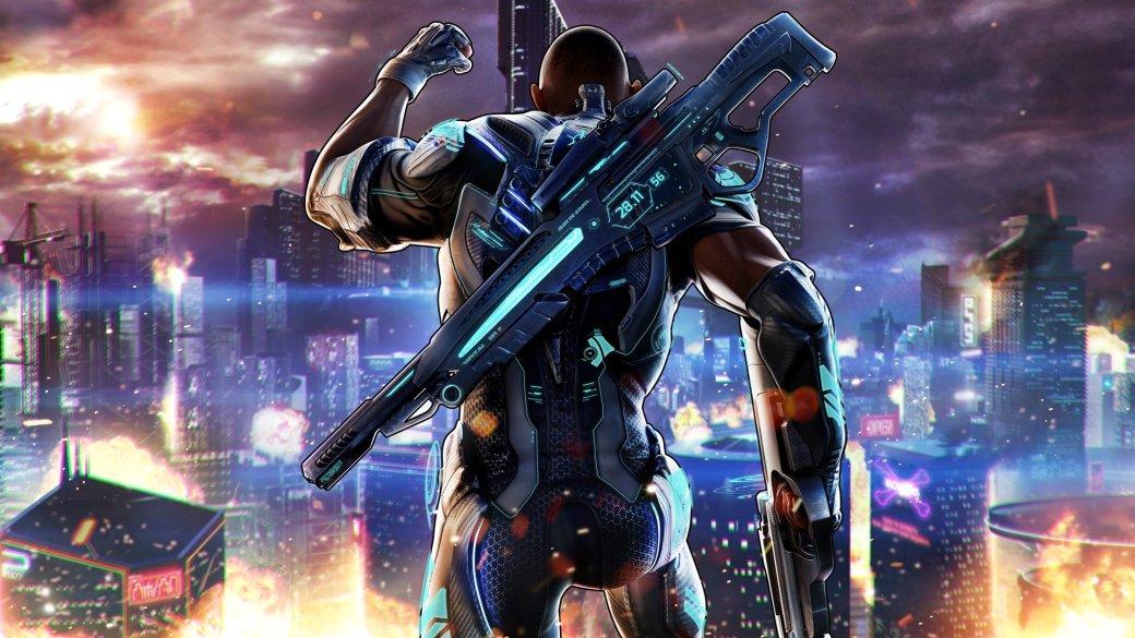 Обзор Crackdown 3 - рецензия на игру Crackdown 3 | Рецензии | Канобу