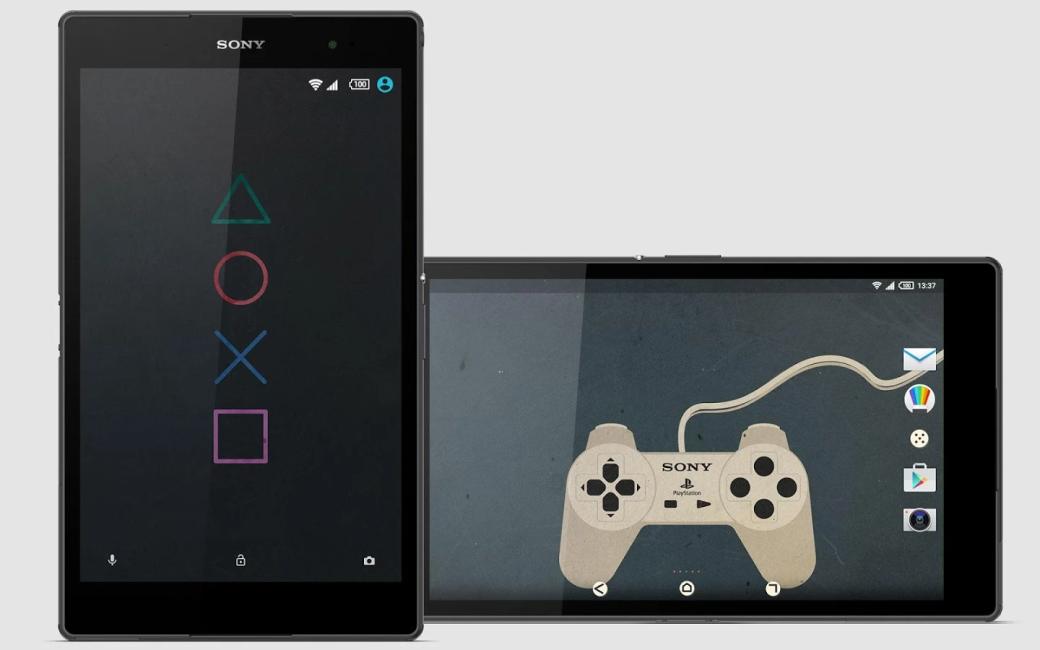 Новая тема для смартфонов Xperia напомнит о легендарной PlayStation 1 | Канобу - Изображение 6515