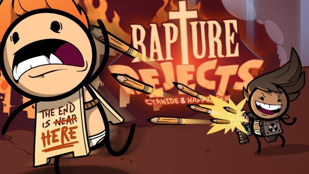 Разбираем Rapture Rejects — «королевскую битву» по мотивам Cyanide and Happiness   Канобу