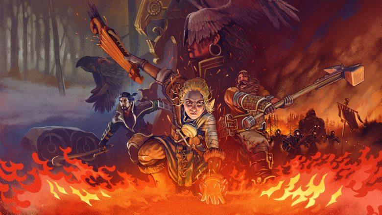 Обзор Iron Danger— сказочная тактика сфинским фольклором иперемоткой времени   Канобу