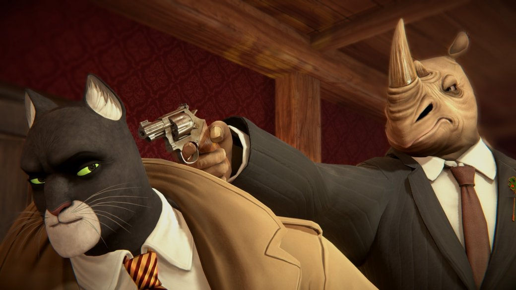 Blacksad: Under the Skin— очень неоднозначная игра помотивам комикса про кота-детектива | Канобу - Изображение 0
