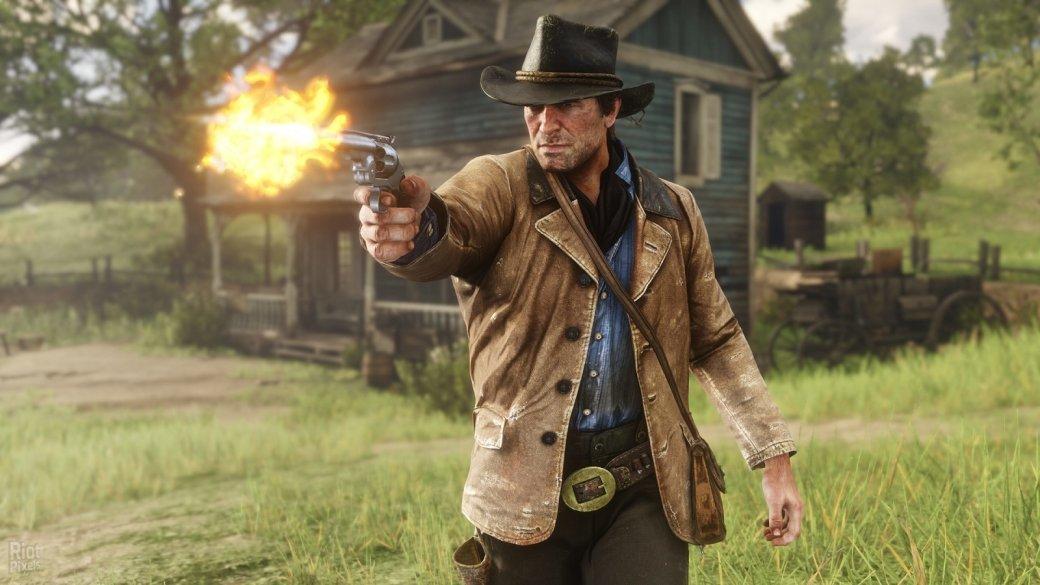 Врезюме бывшего сотрудника Rockstar нашли упоминание PC-версии Red Dead Redemption2 | Канобу - Изображение 1
