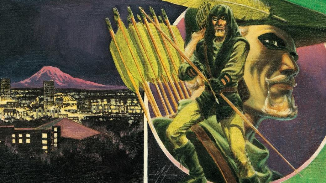 «Охотники сдлинными луками»— кровавые истоки Зеленой стрелы | Канобу