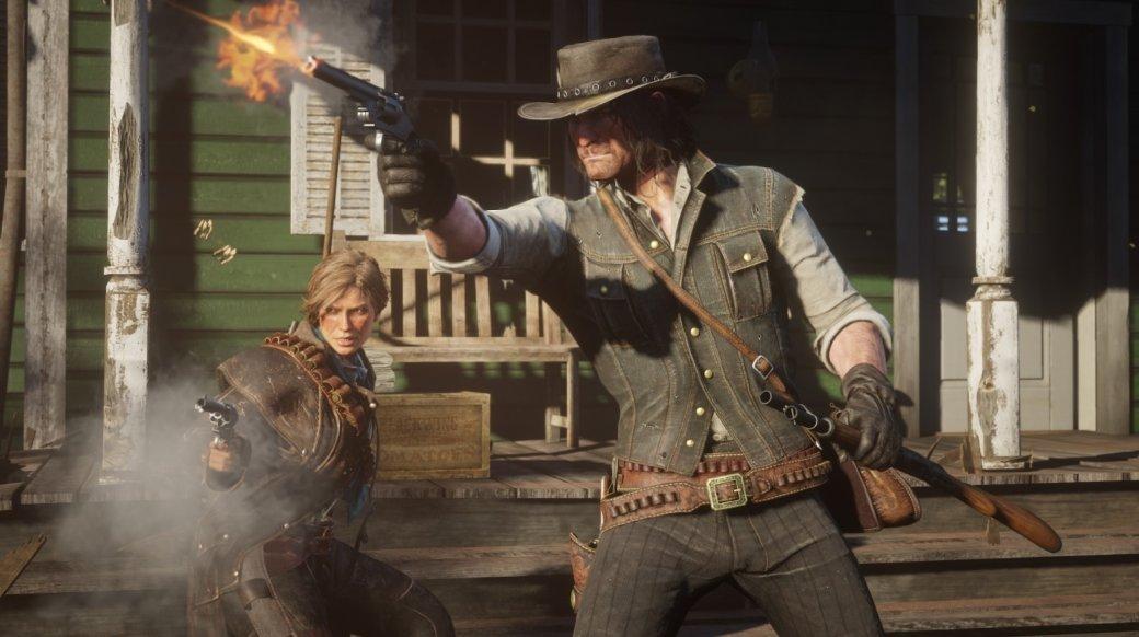 Мнение. Почему Red Dead Redemption 2 будет игрой с оценкой в 10 баллов: Дикий Запад, сюжет | Канобу - Изображение 2