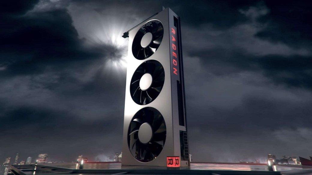 AMD представила Radeon VII: 7-нм видеокарту сграфикой Vega IIи16ГБ видеопамяти | Канобу - Изображение 0
