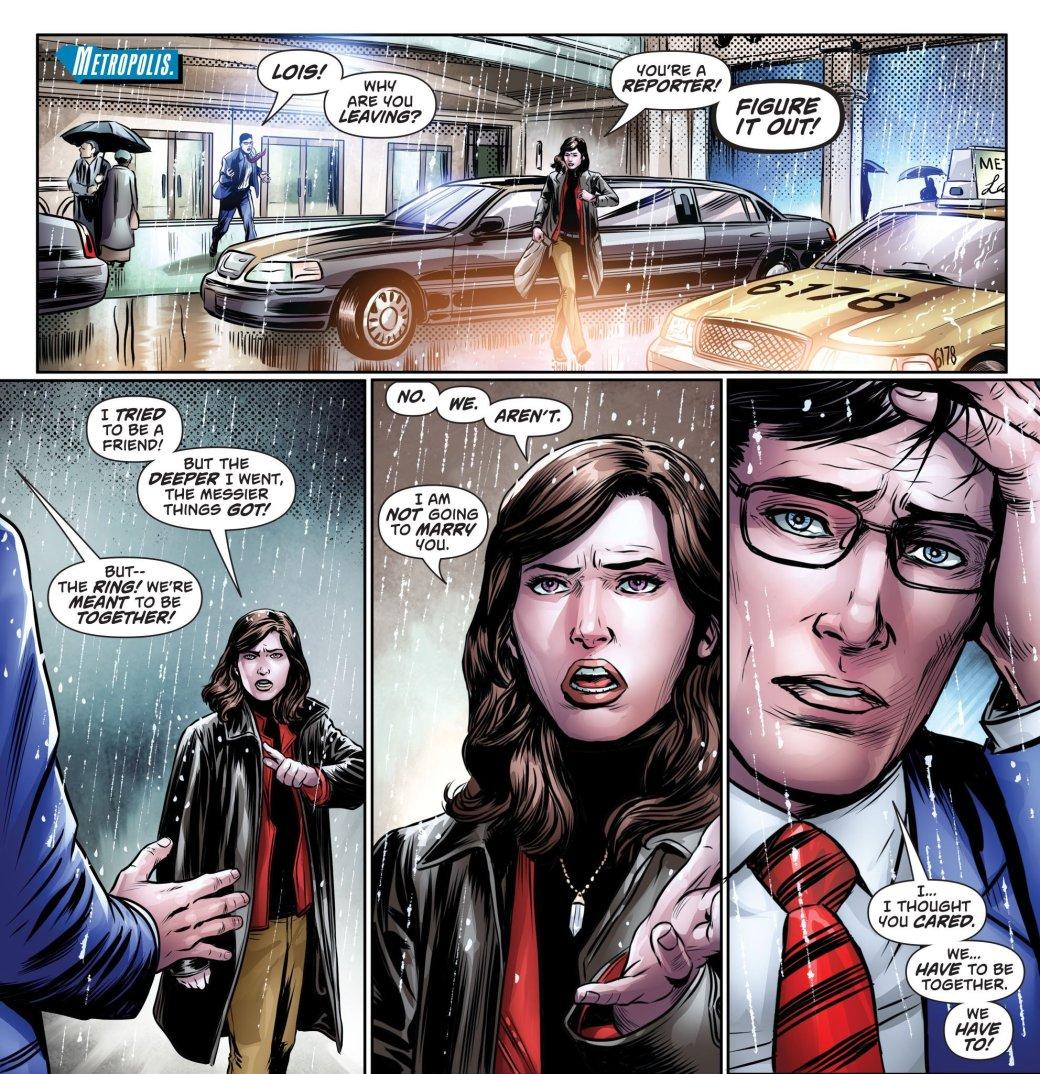 Удалось ли Лоис Лейн узнать секрет Кларка Кента? | Канобу - Изображение 3