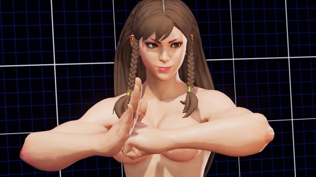 Моддеры раздели героинь Street Fighter V | Канобу - Изображение 11185