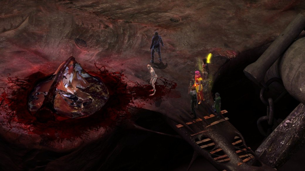 Torment: Tides ofNumenera. Путеводитель поДолине иЦветению | Канобу - Изображение 18