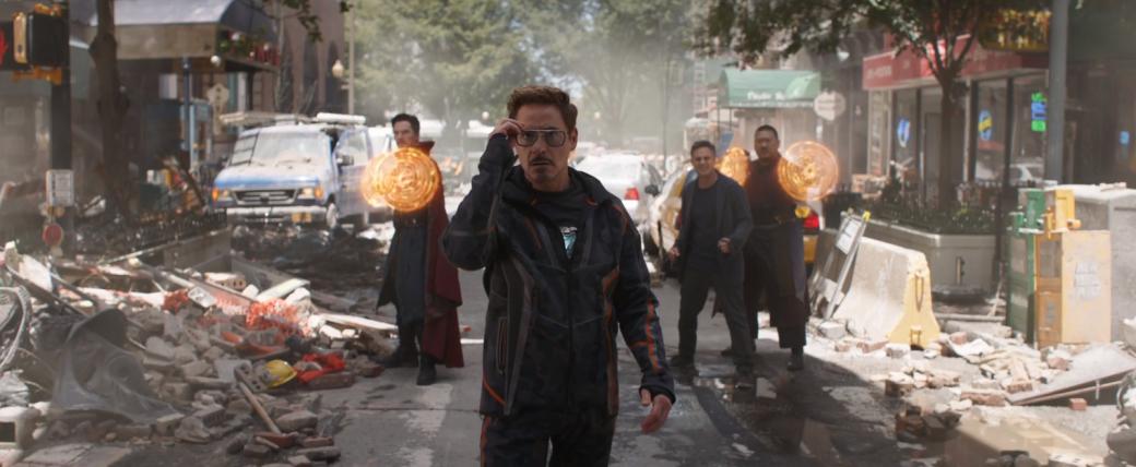 Начало конца: разбор первого трейлера фильма «Мстители: Война Бесконечности» | Канобу - Изображение 7