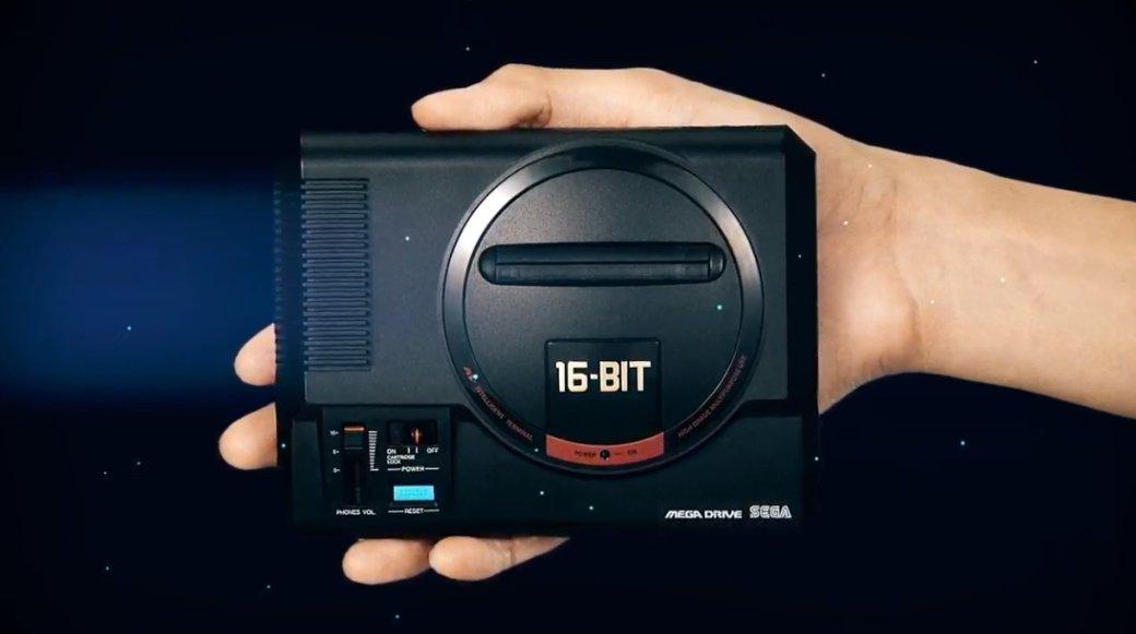 На радость ретро-геймерам: Sega выпустит Mega Drive Mini   Канобу - Изображение 6700