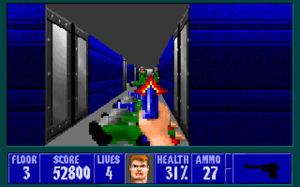 Игромарафон: обзор всех ключевых частей Wolfenstein | Канобу - Изображение 1