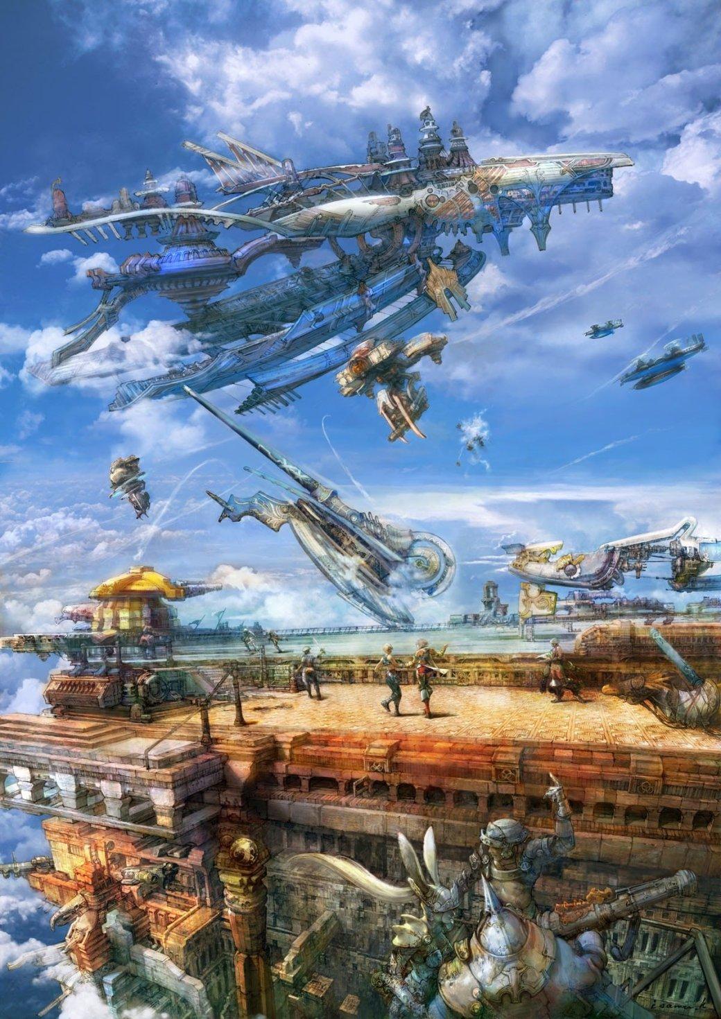 Рецензия на Final Fantasy XII: The Zodiac Age. Обзор игры - Изображение 3