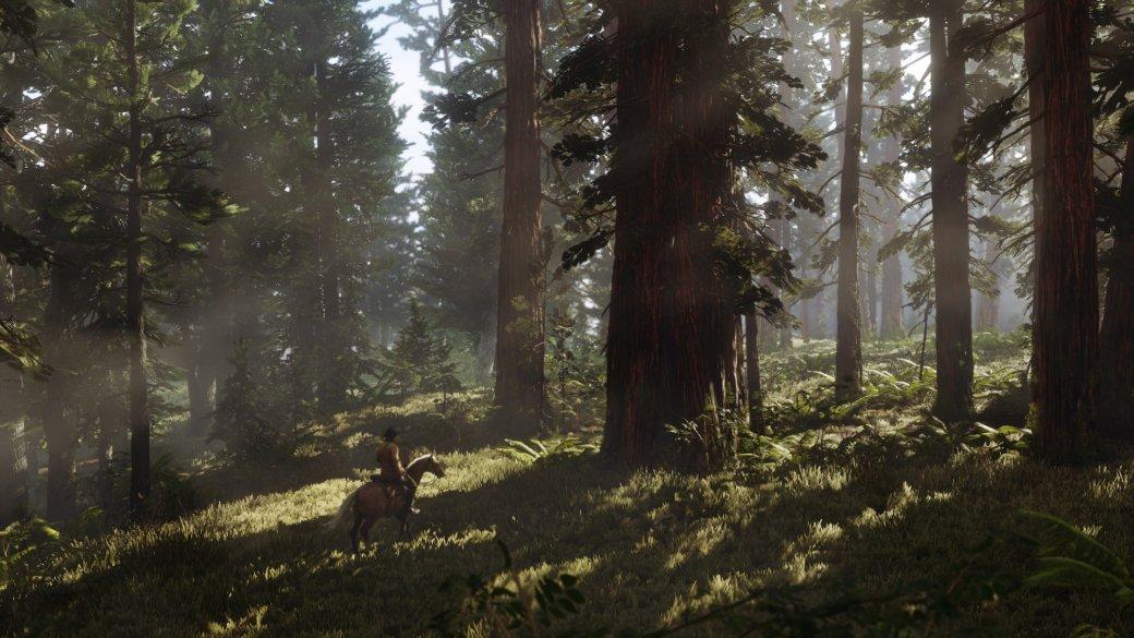 Все, что мы знаем о Red Dead Redemption 2 — сеттинг, герой, дата выхода, мир, локации, геймплей | Канобу - Изображение 5588