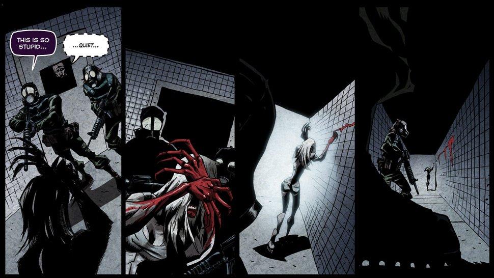 Какие комиксы почитать вожидании «Ходячих мертвецов»? Жесть, 18+ | Канобу - Изображение 10