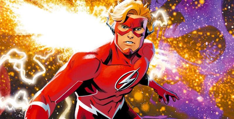 Новая серия комиксов про Флэша станет попыткой реабилировать персонажа после Heroes inCrisis | Канобу - Изображение 1