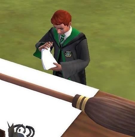 Harry Potter: Hogwarts Mystery — дневник первокурсника . - Изображение 20