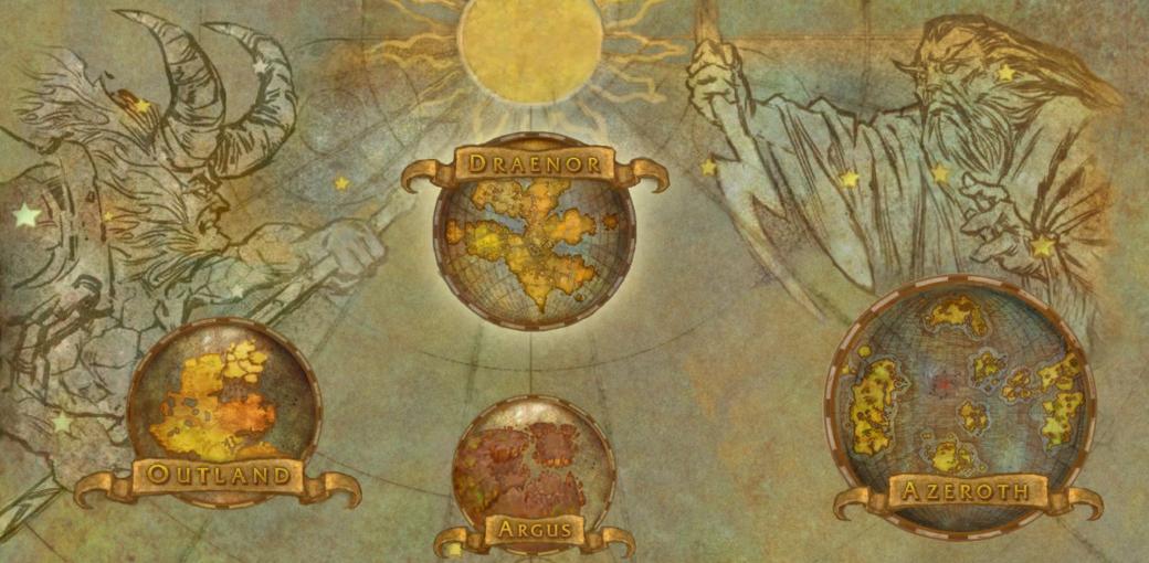 Энтузиаст создал интерактивную карту мира World of Warcraft в стиле Google Maps   Канобу - Изображение 2
