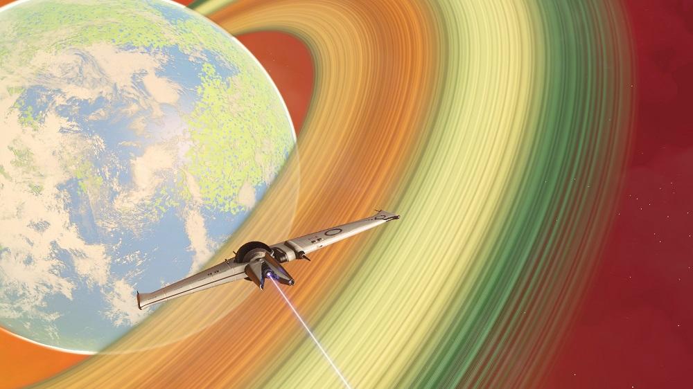 Устали смотреть на тусклые планеты в No Man's Sky? Тогда просто сделайте их кольца цветными!   Канобу - Изображение 7964
